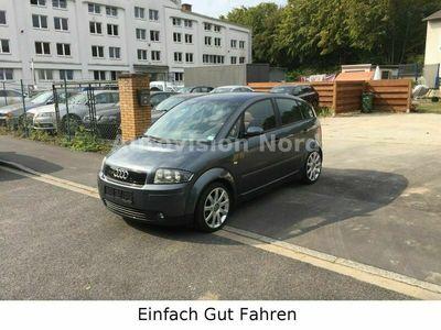 gebraucht Audi A2 1.6 FSI S-Line Sportpaket Plus*Leder*Pan.Dach als Kleinwagen in Göttingen