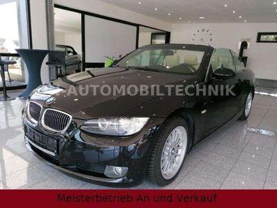 gebraucht BMW 330 Cabriolet 330d NAVI/XENON/Leder 2.HAND
