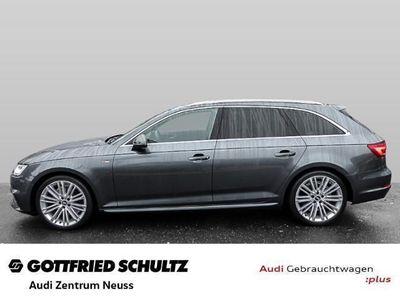 gebraucht Audi A4 2.0 TDI S-Line S-Tronic Navi Plus, AHK, Conn