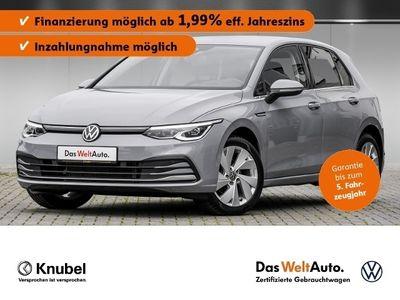 gebraucht VW Golf VIII 1.5 TSI Style NAVI/AHK/LED/ACC/HEAD-UP