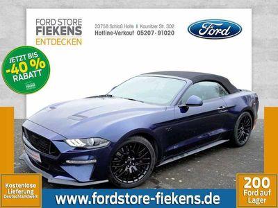 gebraucht Ford Mustang Cabrio V8 bei Gebrachtwagen.expert