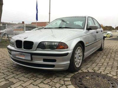 gebraucht BMW 316 Baureihe 3 Lim. i