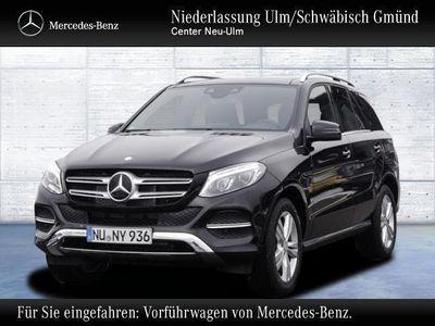 gebraucht Mercedes GLE500 e 4Matic Pano AHK Comand Airmatik LED Park