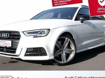 gebraucht Audi S3 Sportback 2.0 TSI Leder V-C B&O Navi LED Mag. Ride
