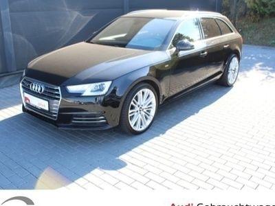 gebraucht Audi A4 Avant S line 3.0TDI NAVI/LEDER/SITZHZG/AHK