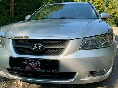 gebraucht Hyundai Sonata 2.4 GLS#Automatik#Aus 2.Hand#