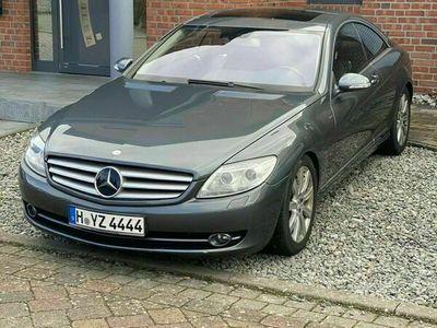 gebraucht Mercedes CL500 Mercedes