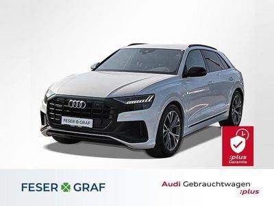 gebraucht Audi Q8 50TDI 3x S line/Matrix/ACC/AHK