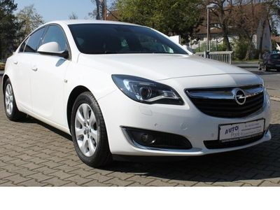 gebraucht Opel Insignia 2,0 CDTI Sport *ALU*KLIMA*ANAVI*AHK*