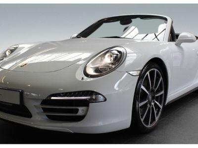 gebraucht Porsche 911 Carrera 4S Cabriolet 991 (911) Sportabgas/Bose/