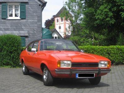 gebraucht Ford Capri II, Original 46.000 km,