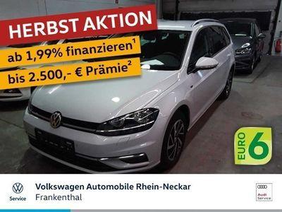 gebraucht VW Golf VII Variant 1.0 TSI Join Navi Einparkhilfe Klima uvm