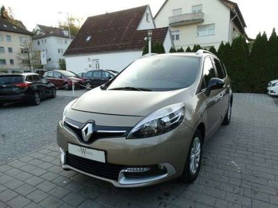 gebraucht Renault Grand Scénic III Limited