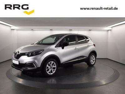 gebraucht Renault Captur CapturLIMITED DELUXE TCe 90 KLIMA/NAVI