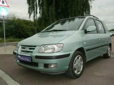 gebraucht Hyundai Matrix 1.8 GLS KM96000 Klima 8-fach bereift