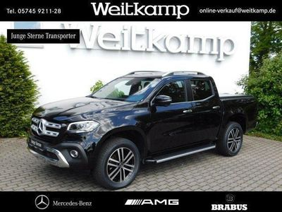 gebraucht Mercedes X250 X 2504MATIC POWER EDT LED+COMAND+AHK+ROLLCOVER