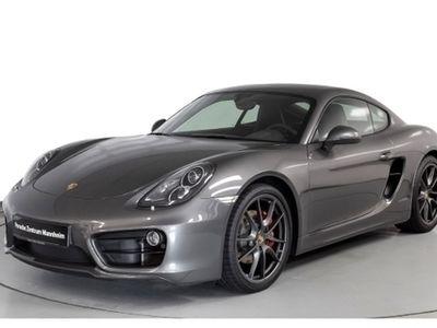 gebraucht Porsche Cayman S PCM Sportabg. SportChrono Bose PDLS 20'