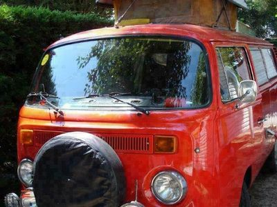 gebraucht VW T2 VWBulli Wohnmobil Westfalia 1974 sehr ...
