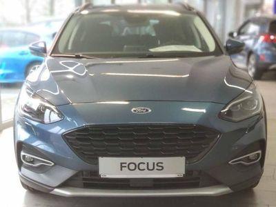 gebraucht Ford Focus ST-Line 1.0 EcoBoost 125PS/92kW Aut. 8 2020