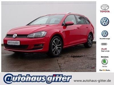 "gebraucht VW Golf Variant LOUNGE ""LOUNGE"" BlueMotion Technology 1,4 l TSI 92 kW (125 PS) 6-Gang"