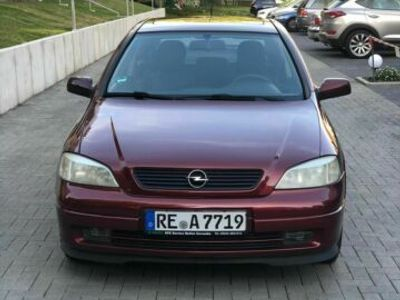 gebraucht Opel Astra 1.6 Tüv!