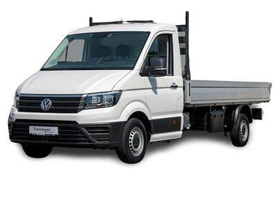 gebraucht VW Crafter 35 Pritsche 2.0 TDI EKa AHK Klima