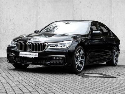 gebraucht BMW 750 7er d xDrive