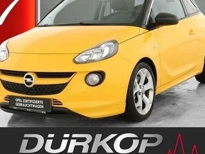 gebraucht Opel Adam S 1.4 Turbo IntelliLink PDC LM