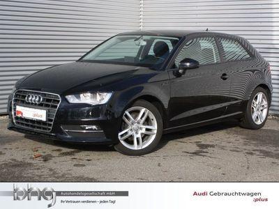 gebraucht Audi A3 Ambition 2.0TDI EU6 S tronic Navi Business