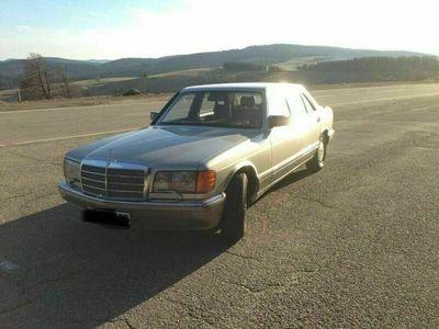 gebraucht Mercedes 500 Mercedes BenzSEL W 126