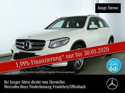 gebraucht Mercedes GLC250 4M AMG Pano LED Navi Easy-Pack 9G Sitzh