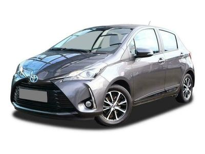 gebraucht Toyota Yaris Hybrid 1,5 VVT-i Team D KAMERA SHZ BT