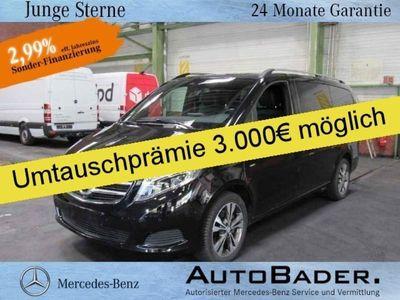 używany Mercedes V250 d LANG Comand FAP ILS 360° Standhzg LEDER Avantgar