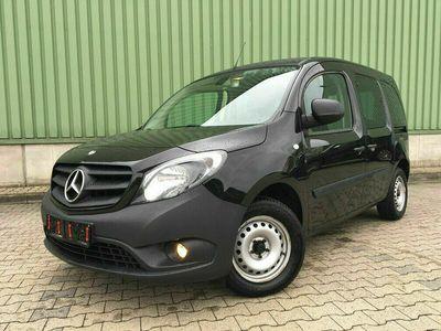 gebraucht Mercedes Citan 109 CDI L/Sch.-Hef./Klima/Tempom./Euro 6