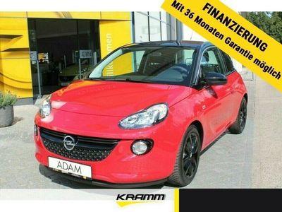 gebraucht Opel Adam 1.2 Jam Klima*Radio BT*Tempmat*BC*PDC