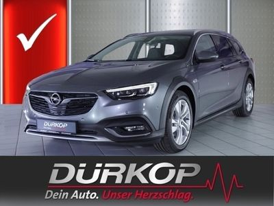 gebraucht Opel Insignia Country Tourer Exclusive 4x4 2.0 CDTI AHK LED Navi HUD