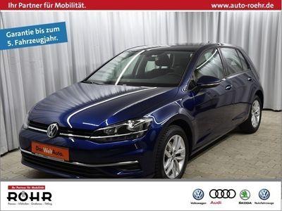 gebraucht VW Golf VII Comfortline (Garantie 09/2023,SHZ,Einparkhilfe,Bluetooth) 1,5 TSI BMT
