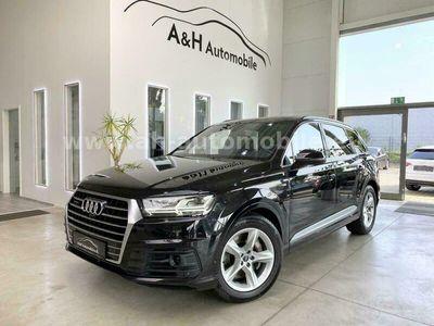 gebraucht Audi Q7 3.0 TDI quattro S-Line *NAVI-MMI*LED*LEDER*