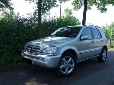 gebraucht Mercedes ML270 Automatik 2.7 CDI