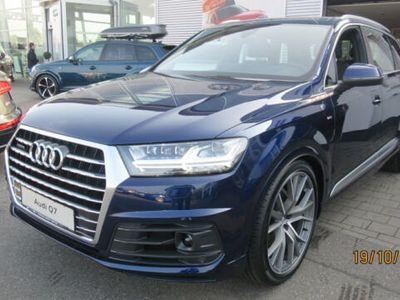gebraucht Audi Q7 50 TDI quattro 210(286) kW(PS) tiptronic