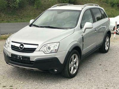gebraucht Opel Antara Cosmo 4x4+NAVI+AHK+Leder+Xenon