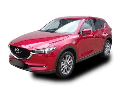 gebraucht Mazda CX-5 2.2l Sports-Line FWD Sport-Plus-Paket 2021 NEU