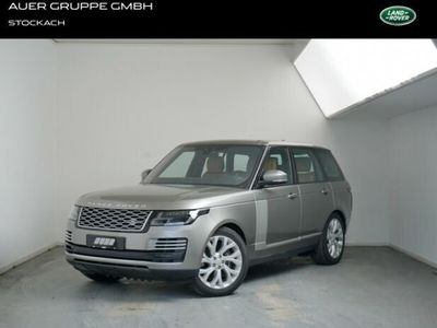 gebraucht Land Rover Range Rover 4.4 SDV8 SUV (Navi LED ACC Leder)