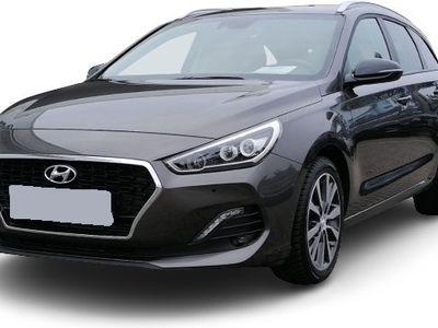 gebraucht Hyundai i30 i30cw YES! Plus 1.0 T-GDI EU6d-T LED Navi Keyless Rόckfahrkam. Fernlichtass. PDCv+h