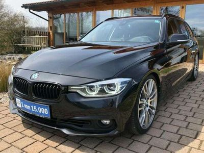 gebraucht BMW 335 D 313PS xDrive Advantage 4x4 Automatik