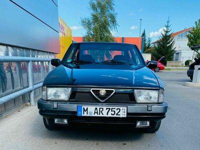 gebraucht Alfa Romeo 75 3.0 V6 QV als Limousine in Bad Wörishofen