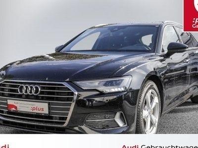 gebraucht Audi A6 40 TDI sport S tronic PANO LED AHK