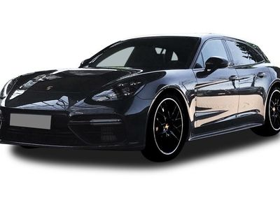 gebraucht Porsche Panamera 4.0 Benzin