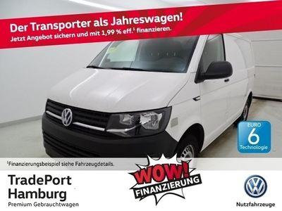 gebraucht VW Transporter T6Kasten KR Klima Holzboden 3-Sitzer