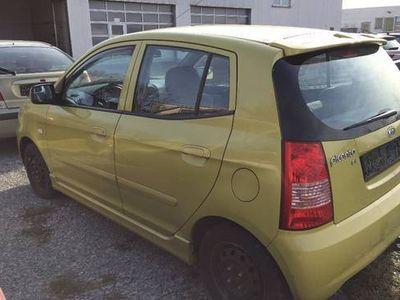 gebraucht Kia Picanto 1 EX Klima Servo Airbag ZV
